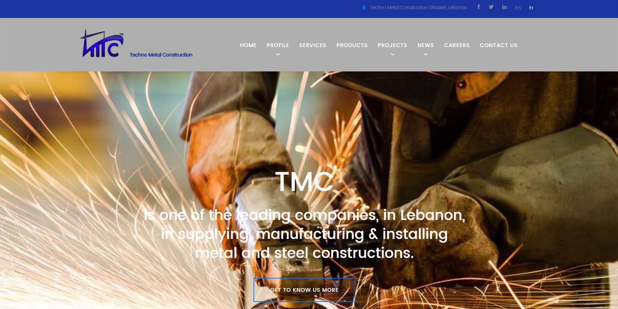 New-Look TMC Website Launched Today